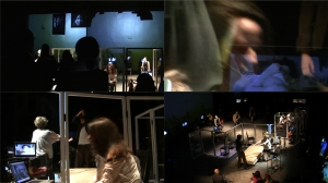 Figure 6.Monitoring [A Doll's House], Video Documentation Still, Oct. 21st 2012